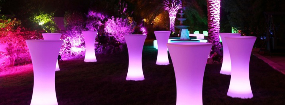Glow Furniture Hire Sydney Largest Ranges Of Illuminated