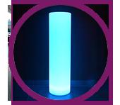 glow pillar